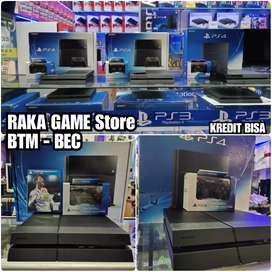 SONY PS 4 FAT 500gb (Bisa Kredit) Bergaransi Siap Antar COD