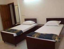 No brokage male pg fully furnished with ac 7500 bhoomi park Malad W