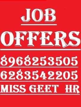 FRESHER DATA ENTRY/BACK OFFICE JOBS IN MOHALI