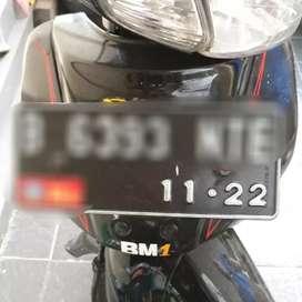 Honda Supra X 2003