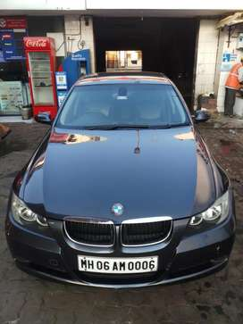 BMW 3 Series 320d Sedan, 2007, Diesel