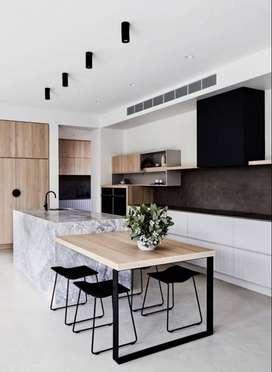 Kitchen Set TV kabinet Murah Model sesuai selera anda