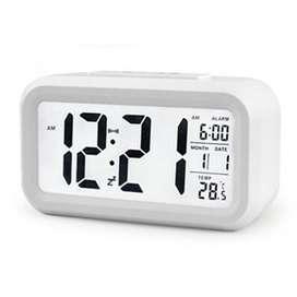 Smart Timepiece Backlight Alarm Clock JP9901-2
