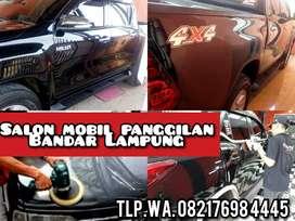 Salon poles mobil panggilan teluk bandar Lampung