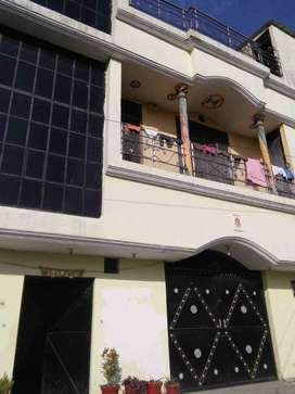3 bhk house with godown in main road 2400ft2