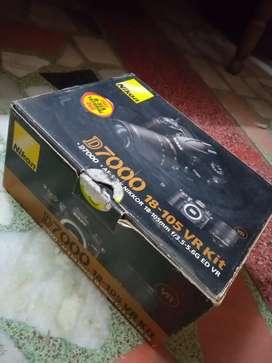 Nikon D7000 for Sale
