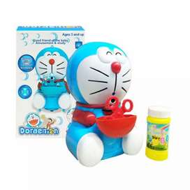 Mainan doraemon bubble