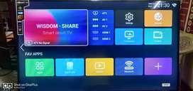 New Frameless 4K Led TV 43 inch  on wholesale price