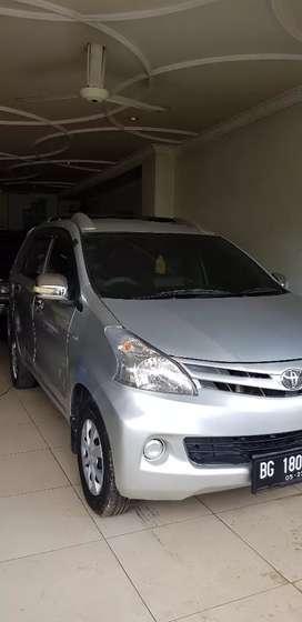 Dijual Toyota Avanza silver A/T 2013