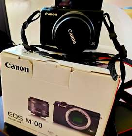 Canon eos M100 Second