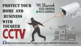 Cctv work & suolution