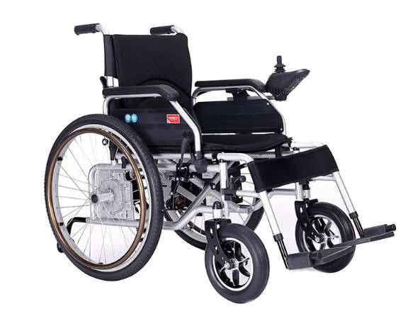 Dual Mode Electric wheelchair with warranty 0