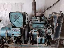 Kirloskar electric generator