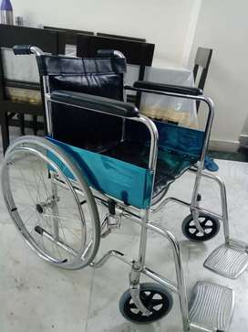 Karma Fighter Steel Wheel Chair