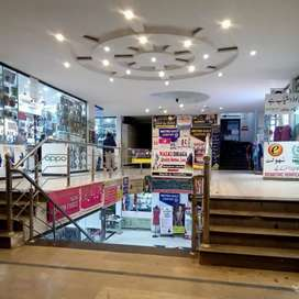 Corner Shop, Ground floor of Plaza, Already Rented, Bahria Town Lahore