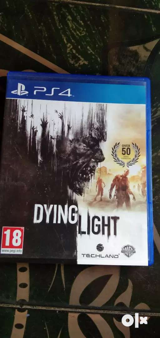Dying lights PS4