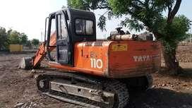 Tata Hitachi EX 110 in good condition
