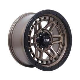 menjual velg HSR-Dopang-JTBM2-Ring-17x85-H6x1397-ET8-Semi-Matte-Bronze