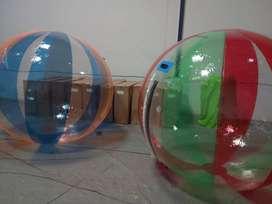 permainan wisata air atau wahana permainan air waterball