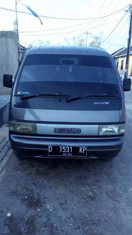 Carry 1992 stnk dan bpkb ada panjang,mobil siap pake pokoknya gas pool