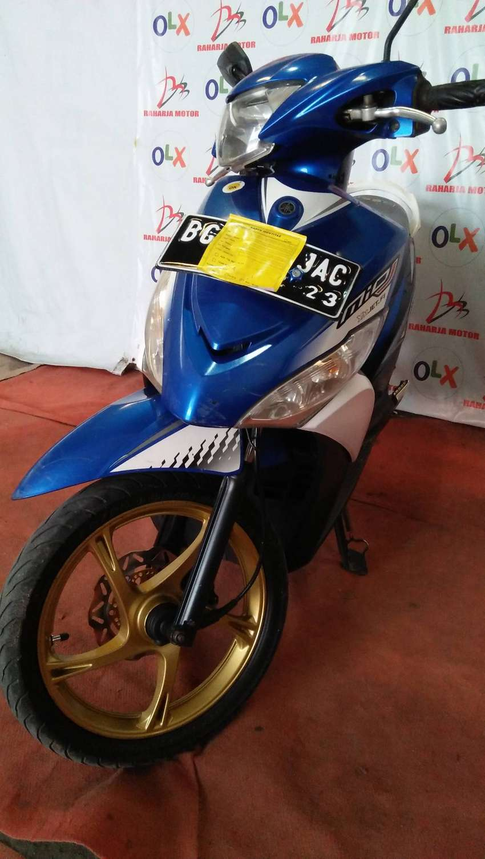 i.92 dijual yamaha mio j tahun 2013 (raharja motor) 0