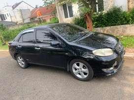 Toyota vios limo 2005