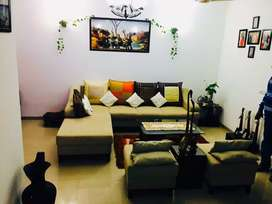 A ready to move flat in biggest society of gr. Noida