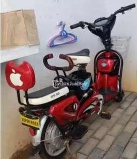 Dijual sepeda listrik murah