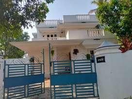 thrissur kalathode 8 cent plot 4 bhk villa