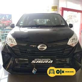 [Mobil Baru] Daihatsu New Sigra , cuci gudang nik 2019