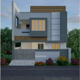 3BHK MODERN INDEPENDENT HOUSE FOR SALE AT GOUNDAPALYAM
