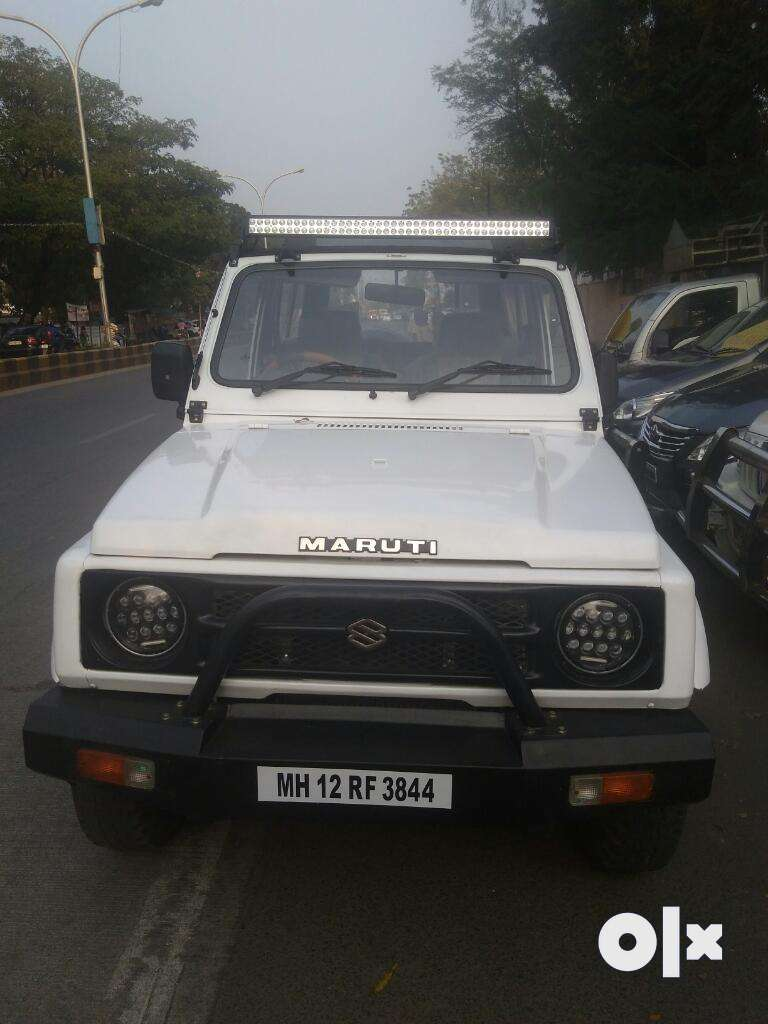 Maruti Suzuki Gypsy, 2013, Petrol 0