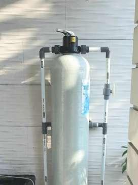 Filter Air Adi dengan media khusus air jadi bersih dan jernih .