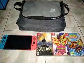 Nintendo Switch Serial XKJ