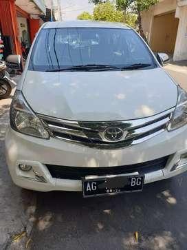 Toyota new avanza 2014