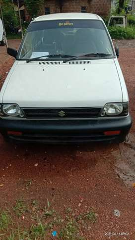 Maruti Suzuki 800 2011 Well Maintained