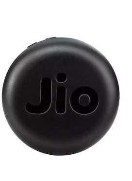 JioFi JMR815 Wireless Data Card  Black