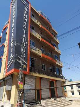 Best time H-13 Islamabad 2 bed 2 bath kitchen with possesion
