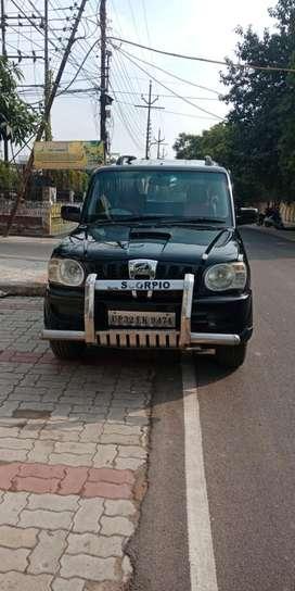 Mahindra Scorpio LX BS-IV, 2012, Diesel