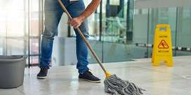 Janitorial Services (Bathroom Cleaning Service)