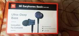 Redmi head phone