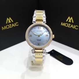 Jam Tangan Mozaic MZ 8005 Grey