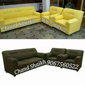 New iconic designer sofa set with warranty