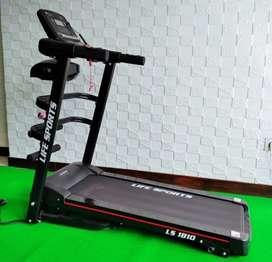 Treadmill listrik lf bisa cod
