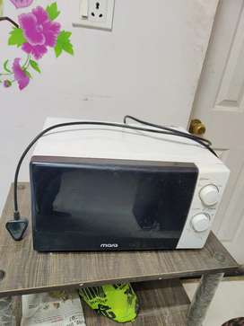 Microwave 20L solo microwave oven