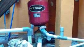 Jasa servis pompa air /suntik sumur/tukang sumur