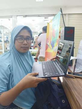Laptop Hp 14-cm0095au cicilan tanpa CC, DP ringan