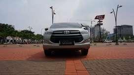 Toyota innova G MT 2016, Silver, Service Record
