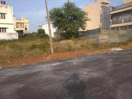 50*80 site for sale at JP Nagar, near Police station.
