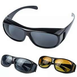 Hd night vision glasses 2 in 1 best price high quality product